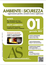 Mensile di documentazione giuridica, pratica professionale e tecnica in materia di ambiente e sicurezza edito da New Business Media. E' possibile consultare i fascicoli  dell'anno in corso della rivista e i numeri a partire da ottobre 2013 (ebook e pdf). Archivio su DVD dal 1999 al 2012. Consultabile in Biblioteca. Rivolgersi all'operatore
