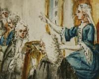 Vita di Laura Bassi (1711-1778), prima donna associata all'Accademia delle Scienze di Bologna, seconda a conseguire la laurea in Italia, prima ad ottenere una cattedra universitaria in Europa.