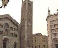 * Cattedrale di Parma * Edifici storico monumentali romanici di Parma e dintorni * Opere di benedetto Antelami *