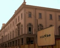 * Lavori di ristrutturazione dell'ex forno del pane di Bologna, ora nuovo Museo d'Arte Moderna di Bologna, MAMbo *