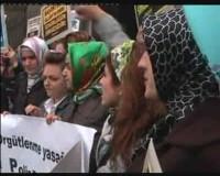Dibattito intorno alla questione dell'ingresso delle donne col velo all'università di Istanbul *