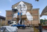 Tre murales a Bologna, Parma e Reggio per ricordare la strage