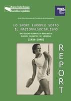 Report: Lo sport europeo sotto il nazionalsocialismo