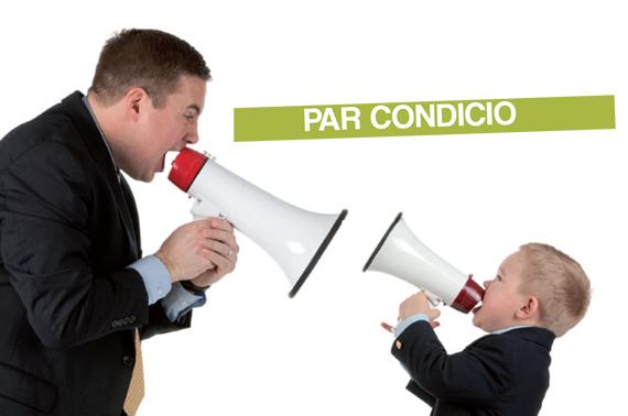 Durante la campagna elettorale pluralismo e imparzialità delle informazioni non vengono rispettate?  http://www.assemblea.emr.it/corecom/attivita/attivita-di-vigilanza