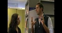 Davide Fonda, Presidente Fuori.tv, presenta i risultati salienti della ricerca durante la conferenza stampa del 26 settembre 2011.