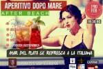 """A Mar del Plata l'""""after beach"""" all'italiana"""