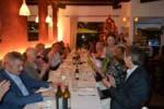 Cena sociale per il Circolo Emilia Romagna di San Paolo (Brasile)