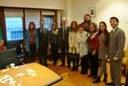 Esperti di diritto internazionale in visita al Consolato d'Italia di Mar del Plata