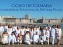 A Bettola il Coro da Camera dell' Università Nazionale di Mar del Plata
