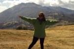 Luciana ambasciatrice del Parco dell'Appennino Tosco Emiliano