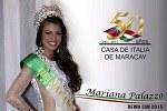 Mariana Palazzo eletta Reginetta della Casa d'Italia di Maracay, Venezuela