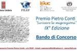 """Premio Pietro Conti """"SCRIVERE LE MIGRAZIONI"""""""