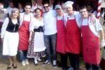 Successo per la festa della collettività di Bariloche (Argentina)