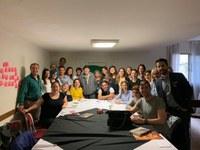 Primo incontro dei giovani di origini emiliano-romagnole di Cordoba, Pergamino e Mar del Plata
