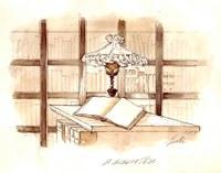 La biblioteca secondo Tisselli