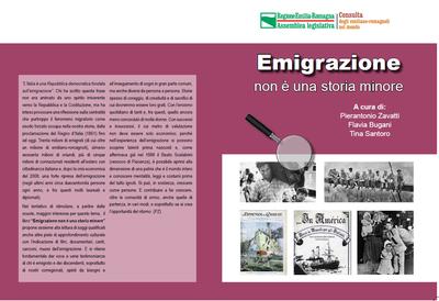 Emigrazione non è una storia minore
