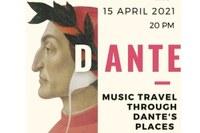 """Arriva in Svezia il concerto-documentario """"Viaggio Musicale Verso i Luoghi di Dante"""""""