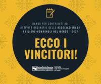 Bando per contributi ad attività ordinarie delle Associazioni di emiliano-romagnoli nel mondo - 2021: ecco i vincitori!
