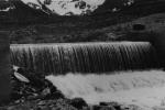 Ushuaia, la diga costruita dai bolognesi (Archivio Borsari)