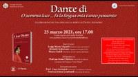 """Il """"Dante dì"""" degli Italiani nel Mondo"""