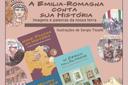L'Associazione emiliano-romagnola Bandeirante di Salto e Itu (Brasile) ha inaugurato la mostra EMILIA ROMAGNA SI RACCONTA, presso alla Sala Giuseppe Verdi del Comune di Salto.