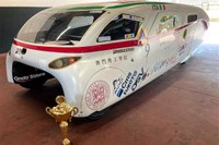 L'Università di Bologna vince l'European Solar Challenge, gara per veicoli ad energia solare