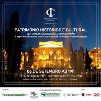 """""""Patrimonio storico e culturale: bene comune, valorizzazione e conservazione. L'esperienza italiana, con il contributo della Regione Emilia-Romagna"""