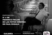 """Perù - """"8½ de Federico Fellini en las fotos inéditas de Paul Ronald"""""""