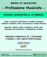"""""""Professione musicista"""""""