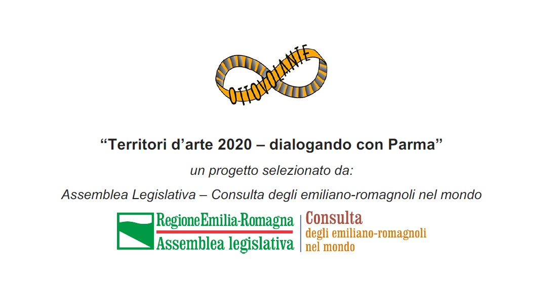 Selezioni aperte: Territori d'arte 2020 – dialogando con Parma
