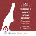 Sabato 10 luglio 2021, la grande Comunità di emiliano-romagnoli nel mondo ha organizzato un brindisi collettivo online per festeggiare il vino italiano più venduto e amato: il Lambrusco!