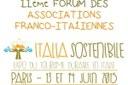 """Italia sostenibile – Expo du Tourisme durable en Italie"""