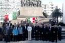 Il 2 giugno, la festa della Repubblica celebrata a Montevideo
