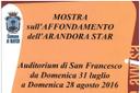 Apre il 31 luglio a Bardi una mostra sull'Arandora Star