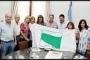 L'Associazione Discendenti dell'Emilia-Romagna di Pergamino incontra Javier Martínez