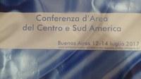 A Buenos Aires la Conferenza delle Associazioni del Centro e Sud America