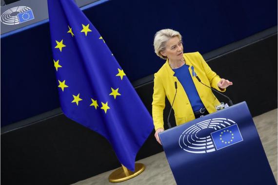 Stato dell'Unione 2021. Il discorso di Ursula Von der Leyen https://www.assemblea.emr.it/europedirect/news/2021/stato-dellunione-2021-il-discorso-della-presidente-von-der-leyen