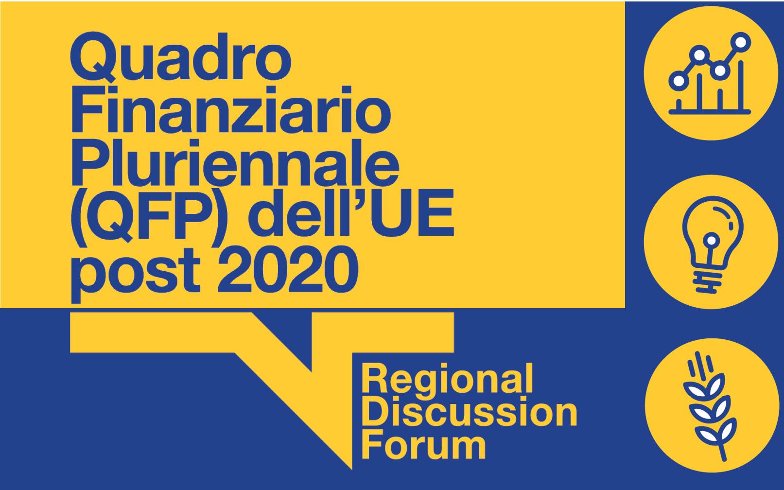 Quali e quanti fondi europei sui territori dopo il 2020?