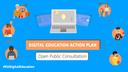 Al via la consultazione pubblica sull'istruzione digitale in UE