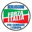 Europee 2019 - simbolo Forza Italia