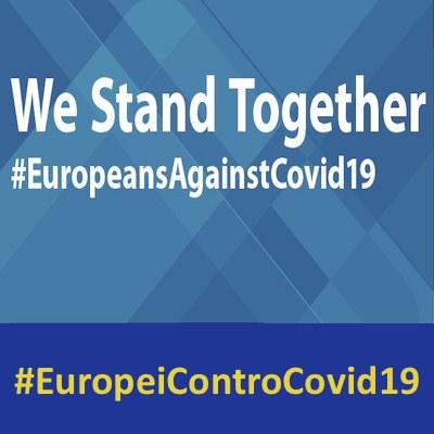 #EuropeiControCovid19