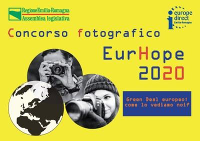 cartolina eurhope 2020