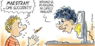 Vignetta per a scuola d'europa online