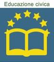 logo a scuola d'europa per catalogo 2019-2020 con educazione civica