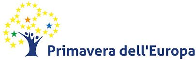 Primavera dell'europa logo 2019