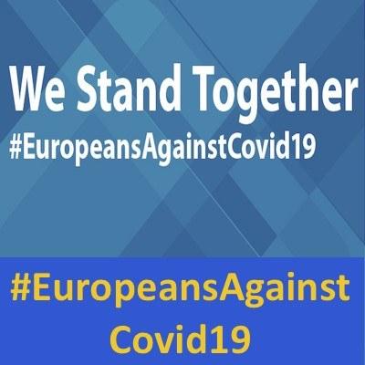 Campagna #EuropeicontroCovid19
