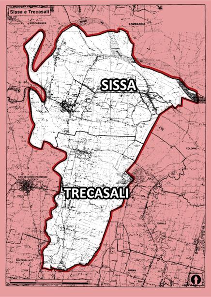 Nuovo territorio comunale