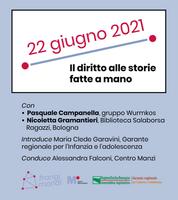 Frangimondi: Il diritto alle storie fatte a mano