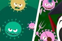 Bambine/i e il coronavirus - attività da fare in casa