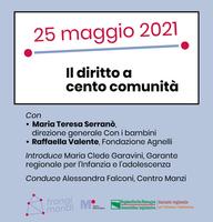 Il diritto a 100 comunità, incontro di Frangimondi